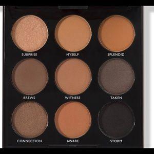 Morphe 9A Always Golden Eyeshadow Palette